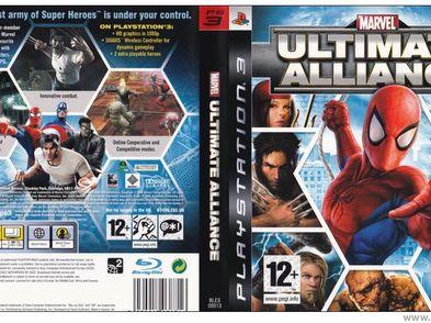marvel ultimate alliance ps3
