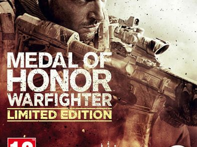 medal of honor warfighter edicion limitada ps3