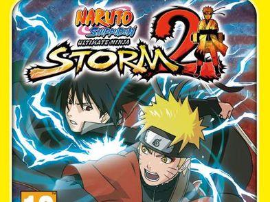 naruto shippuden ultimate ninja storm 2 platinum ps3