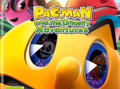 pac-man y las aventuras fantasmales ps3