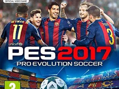 pro evolution soccer 2017 ps3