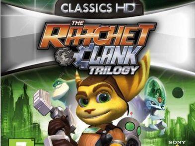 ratchet & clank trilogy hd ps3