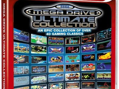 sega mega drive ultimate collection essentials ps3