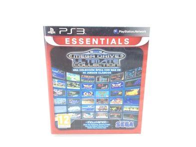 sega mega drive ultimate collection essentials ps3
