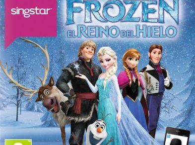 singstar disney frozen ps3