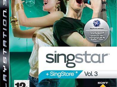 singstar vol 3 ps3