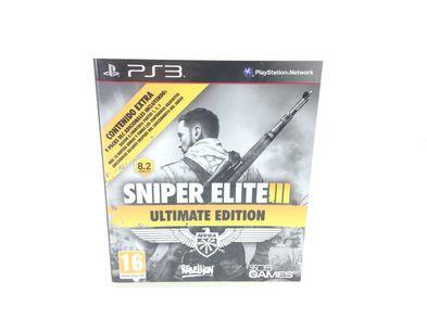 sniper elite iii goty ps3