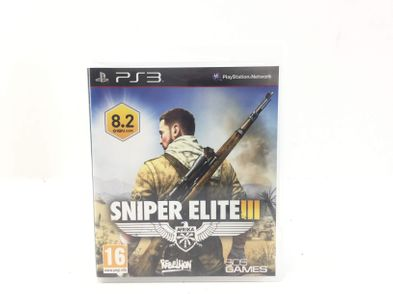 sniper elite iii ps3