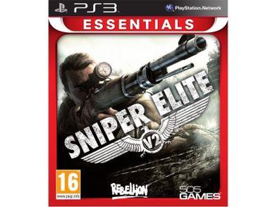sniper elite v2 essentials ps3