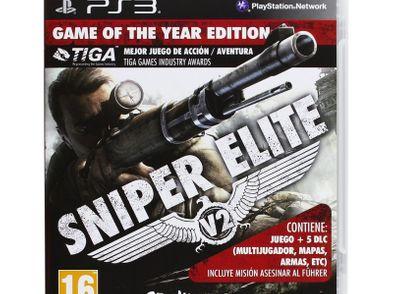 sniper elite v2 goty ps3