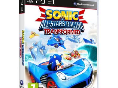 sonic & allstars racing transformed limited ps3