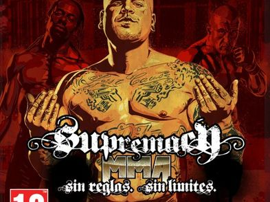 supremacy mma ps3 version reino unido