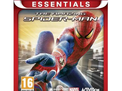 the amazing spiderman essentials ps3