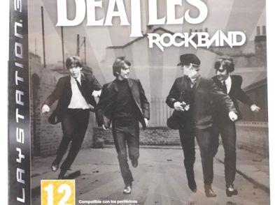 the beatles rock band bundle edici?n limitada ps3