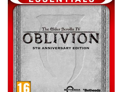 the elder scrolls iv oblivion 5th anniversary essentials ps3