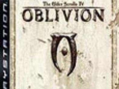 the elder scrolls iv oblivion ps3