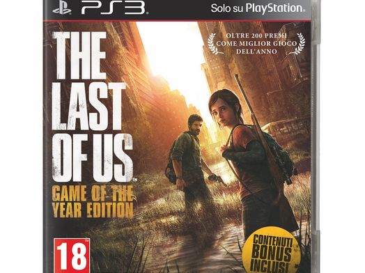 the last of us goty ps3