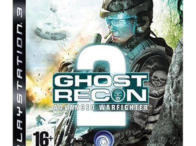 tom clancys ghost recon advanced warfigther 2 ps3