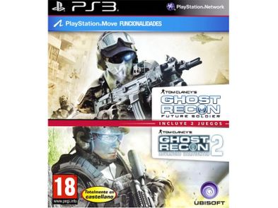 tom clancys ghost recon anthology ps3