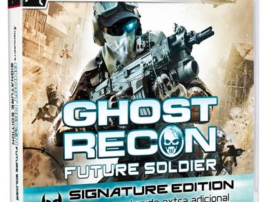 tom clancys ghost recon future soldier signature edition ps3