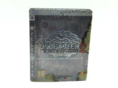 uncharted 2: among thieves esn ps3