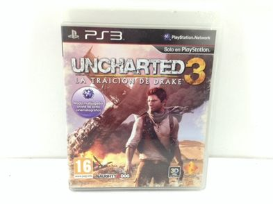 uncharted 3: drakes deception ps3