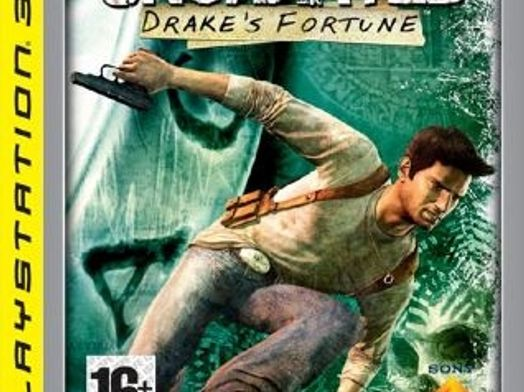 uncharted: drakes fortune platinum ps3