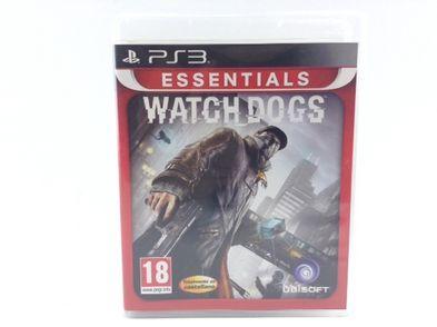 watch dogs essentials ps3