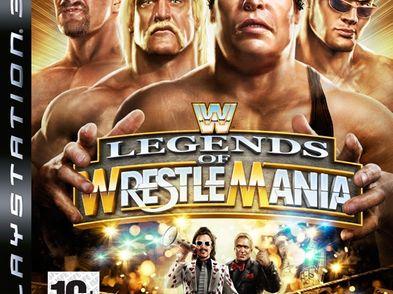 wwe legends of wrestlemania ps3