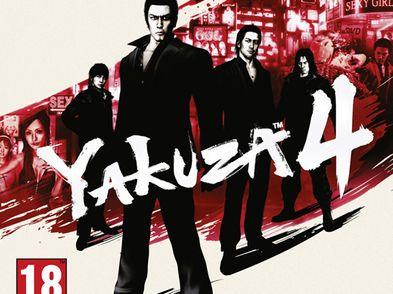 yakuza 4 ps3