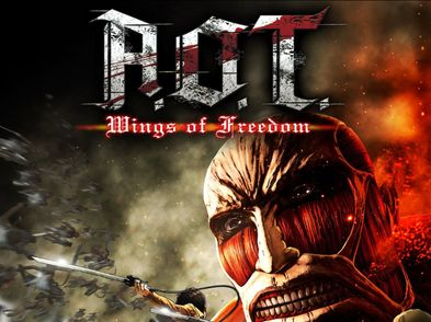 a.o.t: wings of freedom ps4