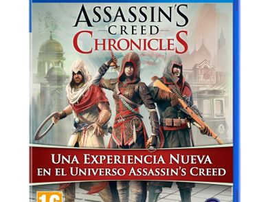 assassins creed chronicles pack ps4