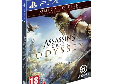 assassins creed odyssey omega edition ps4
