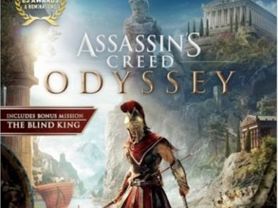 assassins creed odyssey ps4
