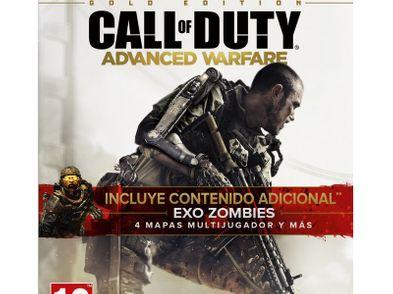 call of duty advanced warfare gold ps4
