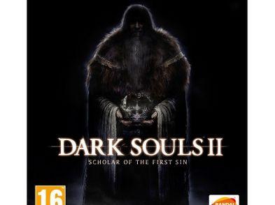 dark souls ii goty scholar of the first sin ps4
