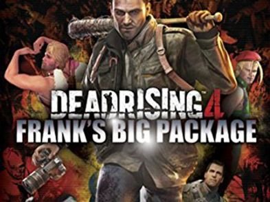 dead rising 4: frank s big package  ps4