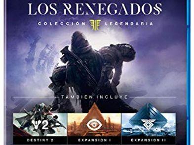 destiny 2 los renegados coleccion legendaria ps4
