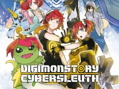 digimon cibert sleuth ps4