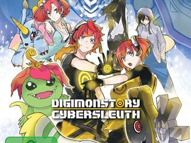 digimon story: cyber sleuth - hackers memory ps4