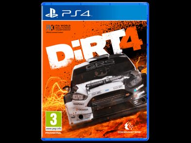 dirt 4 special edition ps4