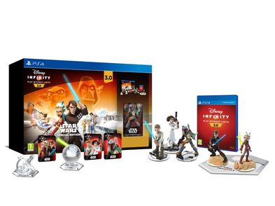 disney infinity 3.0: star wars special pack ps4