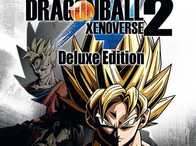 dragon ball xenoverse 2 deluxe edition ps4