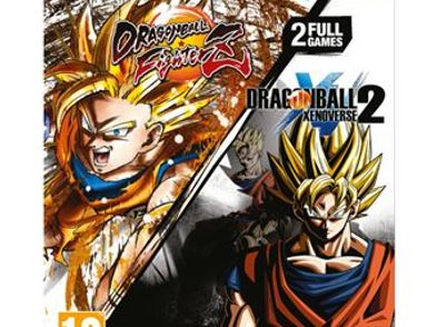 dragon ball xenoverse 2 + dragon ball fighter z ps4