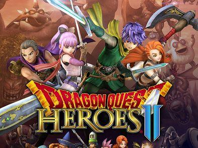 dragon quest heroes ii explorers edition ps4