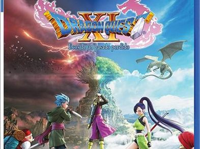 dragon quest xi: ecos de un pasado perdido ps4