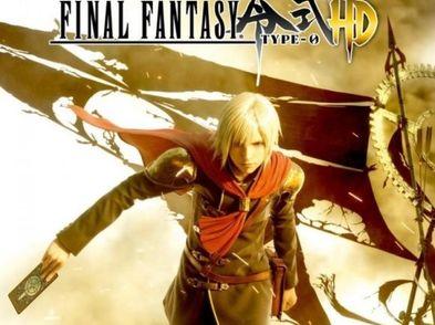 final fantasy type-0 hd ps4