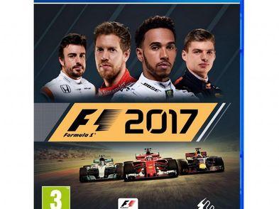 formula 1 2017 ps4