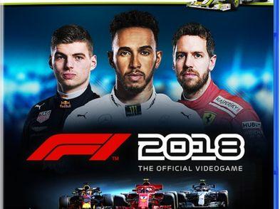 formula 1 2018 ps4