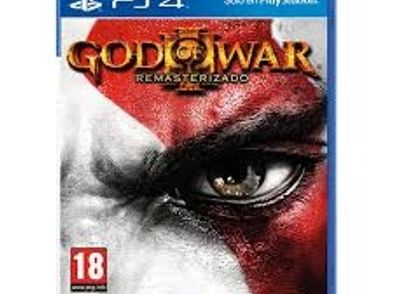 god of war iii hd remasterizado ps4